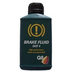 Q8 Brake Fluid DOT-4 Гальмівна рідина (0,25л)