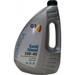 Q8 Formula Exсel Diesel SAE 5W-40 (4л)
