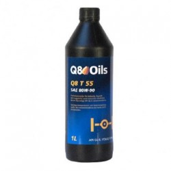 Q8 T-55 SAE 80W-90; API GL-5 (1л)
