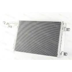 Радіатор кондиціонера / AUDI, SEAT, SKODA, VW / Артикул: KTT110024