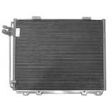 Радіатор кондиціонера / MERCEDES-BENZ / Артикул: KTT110010