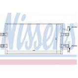 Радіатор кондиціонера / NISSAN, OPEL, RENAULT / Артикул: NIS 940119
