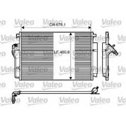 Радіатор кондиціонера / MERCEDES-BENZ, VW / Артикул: VAL818173