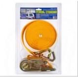 Стяжка вантажу 10м х47мм (комп. 2од.) 3т ST-213-10 OR (в пластику)