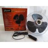 Вентилятор 8* 24V і quot,ELEGANT і quot, метал. поворотний, вимикач 101 544