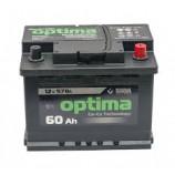 Акумулятор Optima 60Ah 570A (EN) 12V Euro R[+]