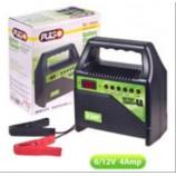 Зарядний пристрій PULSO BC-10641 6-12V/4A/10-60AHR/світодіодний індикатор
