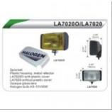 Фари протитуманні DLAA LA 7020 ORY/100*42mm/кришка (лазерні)