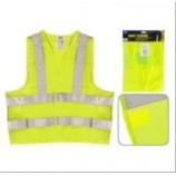 Жилетка безпечності світловідбивна жовта 116Y XXL ЖБ005