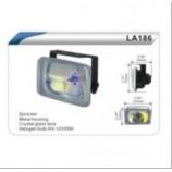 Фари додаткові DLAA 186 W/H3-12V-55W/123*72mm
