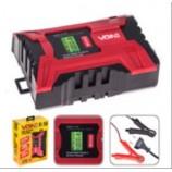 Зарядний пристрій VOIN VL-156 6-12V/2.0-6.0A/3-150AHR/LCD/імпульсн.