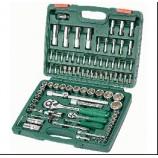 Набір інструментів 94од. 1/4 і quot,DR4-14мм 1/2 і quot,DR10-32мм HANS TK-94