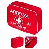 Аптечка а/м АМА-2 для мікроавтобуса до 18 осіб сумка
