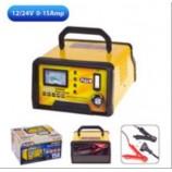 Зарядний пр. PULSO ВС-12245 12-24V/0-15А/10-190АНR/LED-стріл.індикатора