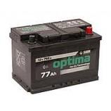 Акумулятор Optima 77Ah 760A (EN) 12V Optima Euro R[+]
