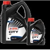 Моторна олива Lotos City Gas 15w40 SJ