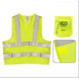 Жилетка безпечності світловідбивна жовта 116B XL ЖБ003