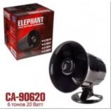 CA-90620/ES-620 сирена 6-тон 20W DL 900-41B