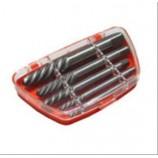 Комплект екстракторів для викручування заламаних шпильок HANS BEX-T5