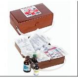 Аптечка а/м АМА-1-36 од. (червоний хрест)