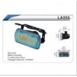 Фари протитуманні DLAA 555 W/H3-12V-55W/100*48mm
