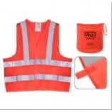 Жилетка безпечності світловідбивна оранжева 116B XXL ЖБ004