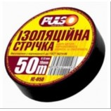 Ізострічка PULSO PVC 50м чорна