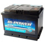 Акумулятор Bi-Power 50Ah 400A (EN) 12V L[+]