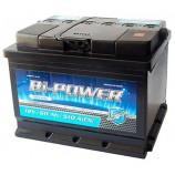 Акумулятор Bi-Power 50Ah 400A (EN) 12V L[+]
