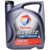 Моторна олива Total Quartz Ineo Long Life 5w30 5 л