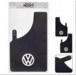 Бризговики MASTER SPORT VW малі універсальні гумові (к-т 2 шт) 54884