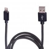 Кабель USB - APPLE (Black)