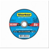 Круг відрізний для металу Werker W15016-M 150x1,6x22,23