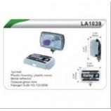 Фари протитуманні DLAA LA 1039 RY лазерні кришка 1шт