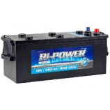 Акумулятор Bi-Power 140Ah 900A (EN) 12V