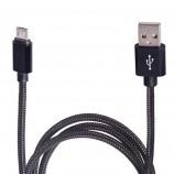 Кабель USB - Micro USB (Black)