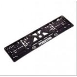Рамка номера (UKR-09) пластик MAZDA з хром.рельєфним надписом