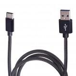 Кабель USB - Type C (Black)
