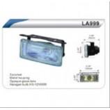 Фари додаткові 999 W LA (H3-12V-55W/129x53мм) DLAA