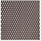 Решітка декоративна CarmoS 100х20см black №2 без упак. (201)