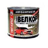 Автоантикор і quot,Велкор і quot, бітумно-каучуковий (Бронза) Velvana 0,8 кг