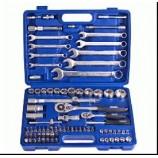 Набір інструменту 82од. 1/4 і quot, і 1/2 і quot, Werker UN-1082П