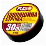 Ізострічка PULSO PVC 30м чорна