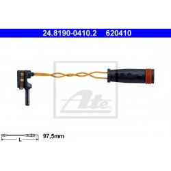 Датчик гальмівних колодок DB W203, W211,W220