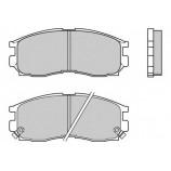 Гальмівні колодки передні Mitsubishi Colt IV, Eclipse, Galant IV,V,VI, Lancer IV,V 1.6-2.5 91-