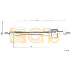Трос зчеплення Ford Sierra 1.8-2.0