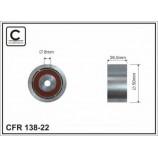 (52x10x26) Ролик натяжний поліклинового паска Renault/Peugeot/ Citroen