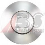 Диск гальмівний передній BMW 5 E60-63 04- 348X36